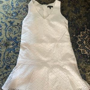 NWT Banana republic eyelet dress size 8